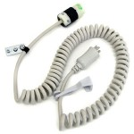Ergotron Coiled Standard Power Cord 97-464