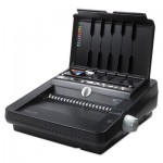 Swingline Gbc CombBind C450e Electric Binding System, 500 Sheet, 18w x 17d x 13h, Black SWI7709100