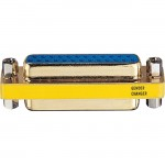 Tripp Lite Compact Gold DB25 Gender Changer (DB25F/F) P154-000