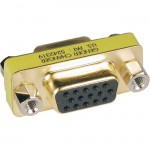 Tripp Lite Compact Gold Gender Changer P160-000