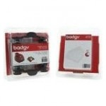 Badgy Complete Kit for 100 Prints VBDG205EU