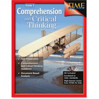 Shell Comprehension and Critical Thinking: Grade 2 50242