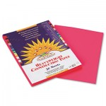 SunWorks Construction Paper, 58 lbs., 9 x 12, Hot Pink, 50 Sheets/Pack PAC9103