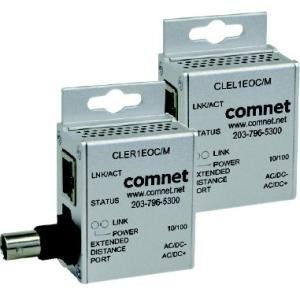CopperLine Value Kit: Point-to-Point Mini Ethernet-over-Coax Extender CLEK11EOC