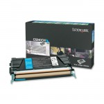Lexmark Cyan High Yield Return Program Toner Cartridge C5240CH