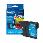 Brother Cyan Ink Cartridge LC65HYC