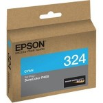 Epson 324 Cyan Ink Cartridge (T220) T324220