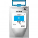 Epson Cyan Ink Pack, High Capacity TR12X220
