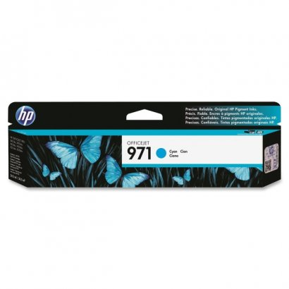 HP Cyan Original Ink Cartridge CN622AM