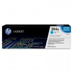 HP 304A Cyan Original LaserJet Toner Cartridge for US Government CC531AG