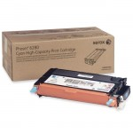 Xerox Cyan Toner Cartridge 106R01392