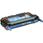 V7 Cyan Toner Cartridge, Cyan For HP Color LaserJet 3600, 3600N, 3600DN (HP 502A V73600C