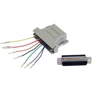 StarTech DB25M to RJ45F Adapter GC258MF