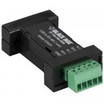 DB9 Mini Converter (USB to Serial), USB/RS-485 (2-wire, Terminal Block) IC832A