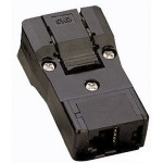 Black Box DB9 Modular Thumbscrew Adapter FA756
