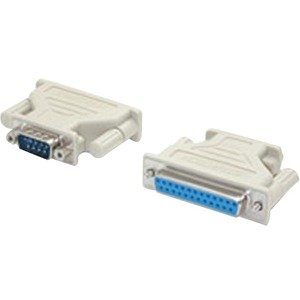 StarTech DB9 to DB25 Serial Adapter - M/F AT925MF
