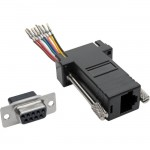 Tripp Lite DB9 to RJ45 Modular Serial Adapter (F/F) P440-89FF