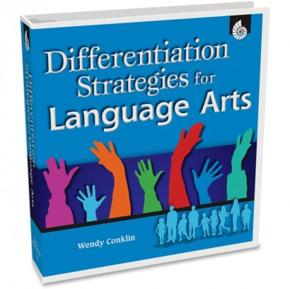 Shell Differentiation Strategies for Language Arts 50012