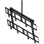 Peerless Digital Signage Video Wall Ceiling Mount for 2 x 2 Configurations DS-VWT955-2X2