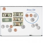 Double-Sided Magnetic Money 5080