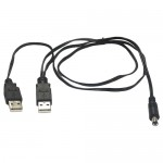 "B&B Double-USB Power Cable (for ALL MiniMc Models) (36"" Cable) 806-39638"