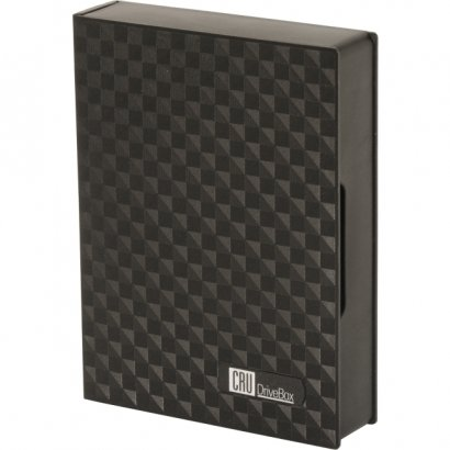 "WiebeTech DriveBox Anti-Static 3.5"" Hard Disk Case 3851-0000-09"