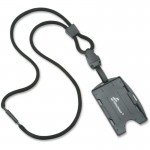 Dual Sided ID Holder Lanyard 8455016258997