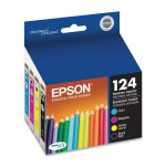 Epson 124 DURABrite Moderate Capacity Ink Cartridge T124120-BCS
