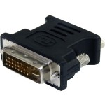StarTech DVI to VGA Cable Adapter M/F - Black - 10 Pack DVIVGAMFB10P