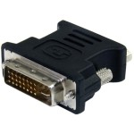 StarTech DVI to VGA Cable Adapter - Black - M/F DVIVGAMFBK