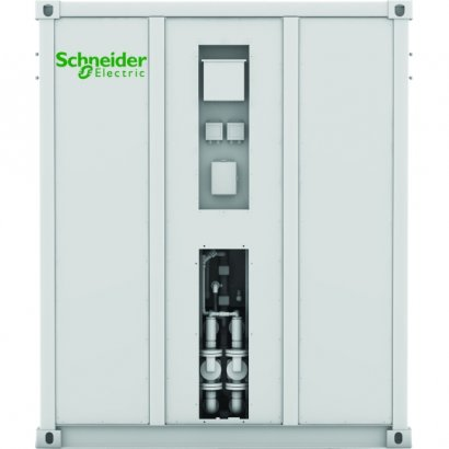 Schneider Electric EcoBreeze Frame 20' (6m) 480/3/60 VAC 3 Module Installed ACECFR20200SE3