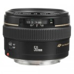 Canon EF 50mm f/1.4 USM Standard & Medium Telephoto Lens 2515A003