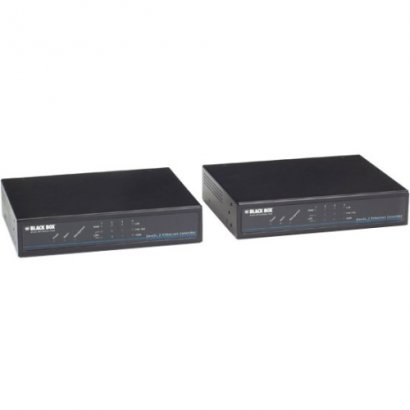 Black Box Ethernet Extender Kit - G-SHDSL 4-Wire, 22.8 Mbps LB524A-KIT-R2