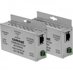 ComNet Ethernet-over-Copper Extender With Pass-Through PoE CLKFE1EOU