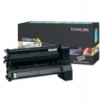 Lexmark Extra High Yield Return Program Yellow Toner Cartridge C782X1YG
