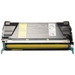 Lexmark Extra High Yield Return Program Yellow Toner Cartridge C5346YX