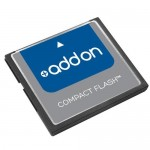 AddOn FACTORY APPROVED 128MB CompactFlash card F/Cisco MEM2800-128CF-AO