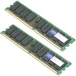 FACTORY ORIGINAL 8GB (2x4GB) DDR2 667MHZ DR DIMM F/HP 466440-B21-AM