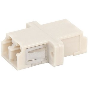 Belkin Fiber Optic Duplex Coupler R6F010