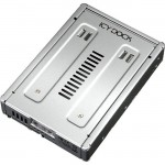 "Icy Dock Full Metal 2.5"" to 3.5"" SAS HDD & SSD Converter MB982IP-1S-1"