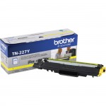 Brother Genuine High Yield Yellow Toner Cartridge TN227Y