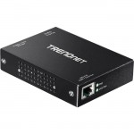 TRENDnet Gigabit PoE+ Repeater TPE-E100