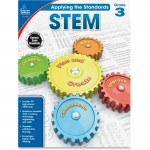 Carson-Dellosa Grade 3 Applying the Standards STEM Workbook 104854