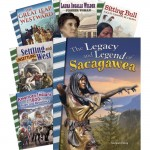 Shell Grades 4-5 Go West! 6-book Set 28537