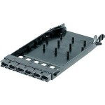 Panduit HD Flex Network Patch Panel FHMP-6-BCG