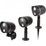 Technaxx HD Outdoor Camera with LED Lamp black 4757