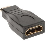 Tripp Lite HDMI Female to Mini HDMI Male Adapter P142-000-MINI