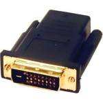 Comprehensive HDMI Jack to DVI-D Plug Adapter HDJ-DVIDP