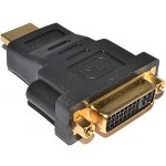 4XEM HDMI Male To DVI-D Female Gold Plated Video Adapter 4XHDMIDVIMFA