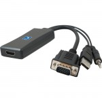 HDMI/VGA Audio/Video Adapter CCN-VGA2HD